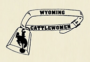 Wyoming Cattle Women Logo